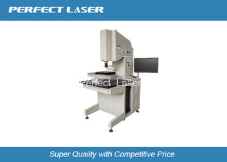 Fiber 20 W Solar Cell Laser Scribing Machine For 125 156 Mono / Poly Crystralline Slicone Wafer