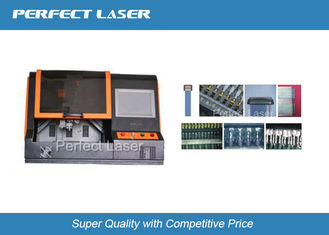 Mini Cnc Laser Soldering System , Laser Solder Machine Cutting Solar Cells