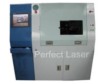Precision metal laser soldering equipment for welding , ball diameter 50µm to 760µm